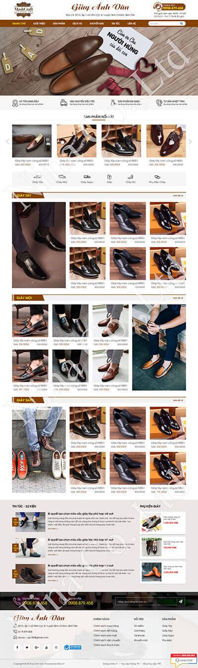 Giày Ánh Vân