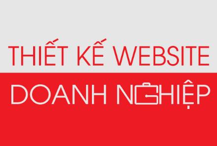 Thiết kế website doanh nghiêp